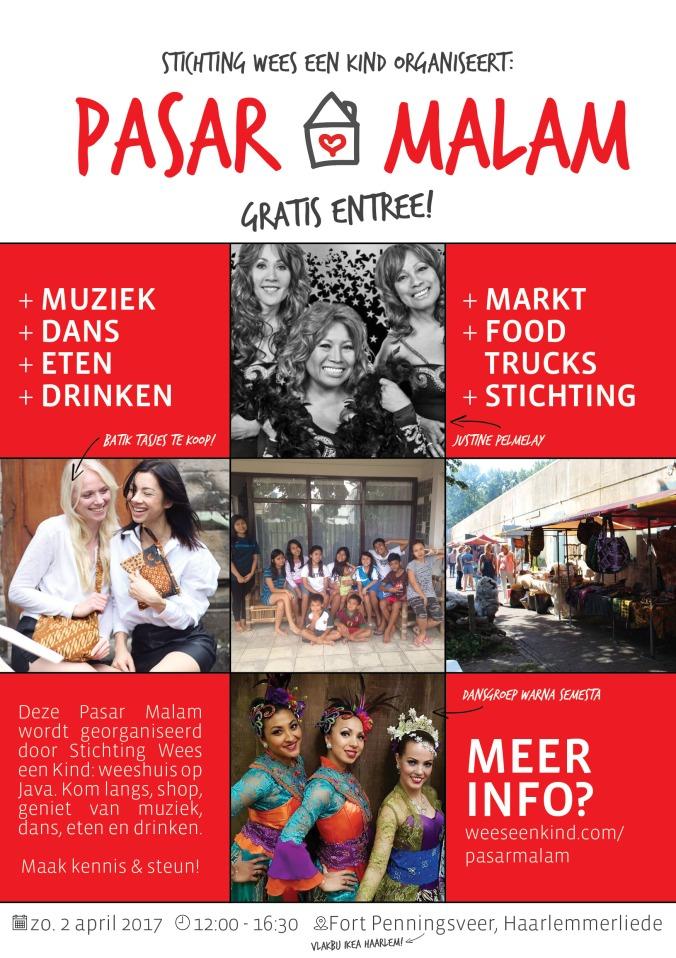Pasar Malam Haarlem Stichting Wees een Kind